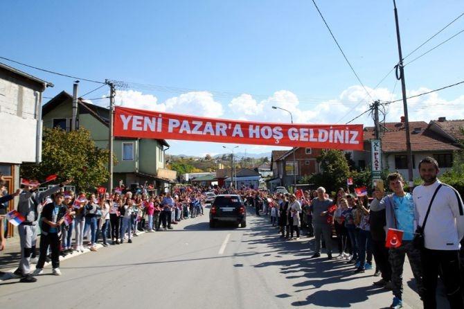 Erdoğan:Türkiye ile Sırbistan Arasında Yeni Bir Dönem Başlatıyoruz galerisi resim 1