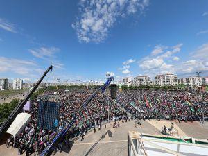 Peygamber âşıkları Diyarbakır'dan İslam âlemine mesaj verdi