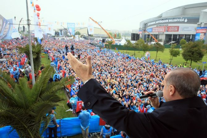 """Erdoğan: """"Biz sadece Allah'ın huzurunda eğildik"""" galerisi resim 15"""