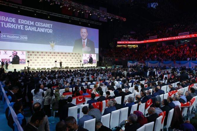 """Erdoğan: """"Biz sadece Allah'ın huzurunda eğildik"""" galerisi resim 17"""