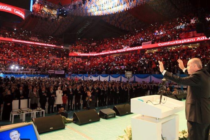"""Erdoğan: """"Biz sadece Allah'ın huzurunda eğildik"""" galerisi resim 19"""