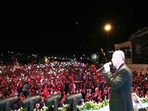 """""""15 Temmuz tüm Türkiye'nin zaferidir"""""""