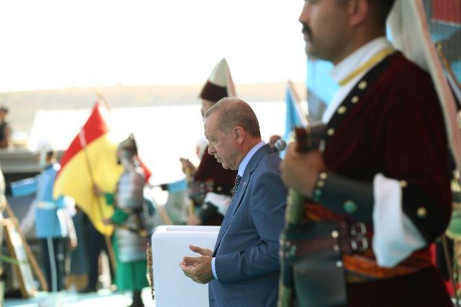 Erdoğan: Bizim Medeniyetimiz Fetih Medeniyetidir! galerisi resim 3