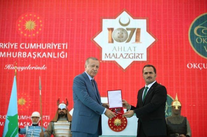 Erdoğan: Bizim Medeniyetimiz Fetih Medeniyetidir! galerisi resim 4
