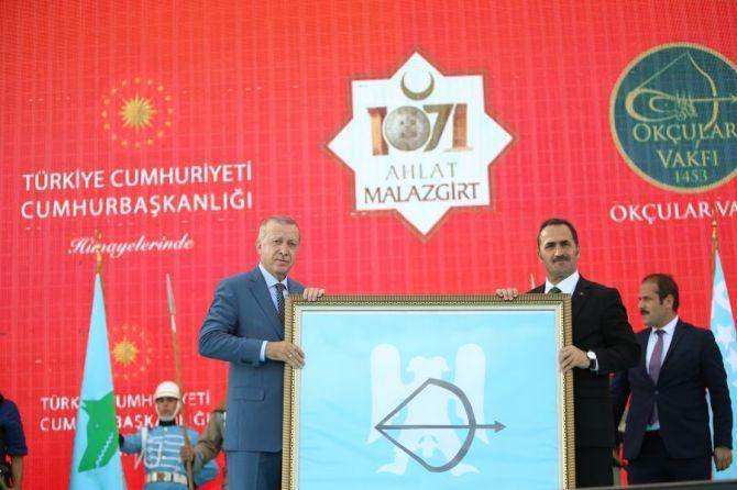 Erdoğan: Bizim Medeniyetimiz Fetih Medeniyetidir! galerisi resim 5