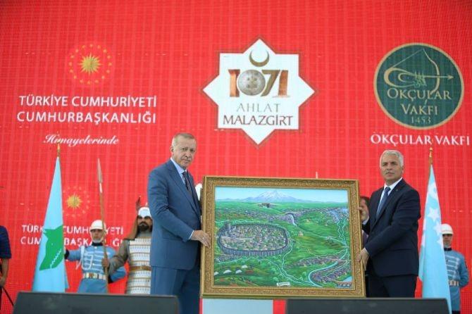 Erdoğan: Bizim Medeniyetimiz Fetih Medeniyetidir! galerisi resim 6