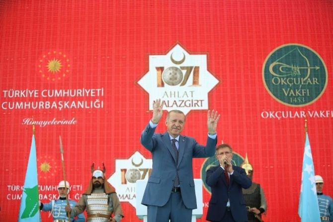 Erdoğan: Bizim Medeniyetimiz Fetih Medeniyetidir! galerisi resim 7