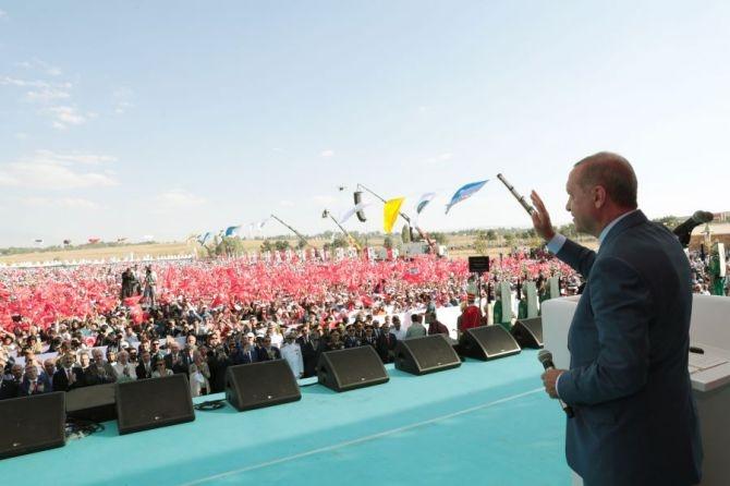 Erdoğan: Bizim Medeniyetimiz Fetih Medeniyetidir! galerisi resim 8