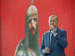 Erdoğan: Bizim Medeniyetimiz Fetih Medeniyetidir!