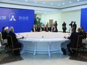 Türkiye-Rusya-İran Zirvesi Tahran'da toplandı