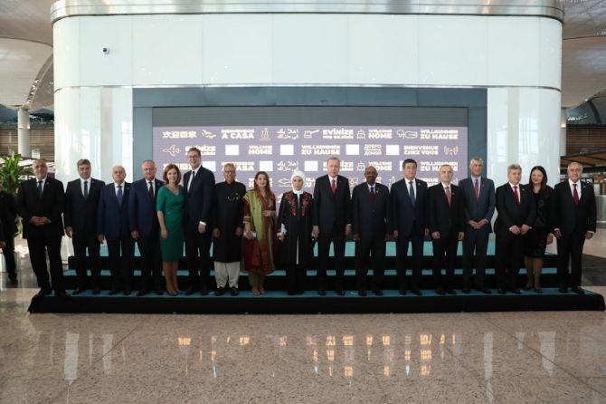 Erdoğan, Yeni Havalimanı'nın ismini açıkladı galerisi resim 2