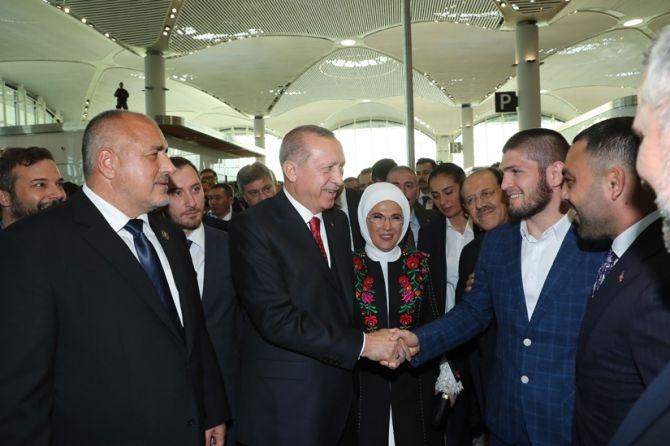 Erdoğan, Yeni Havalimanı'nın ismini açıkladı galerisi resim 3