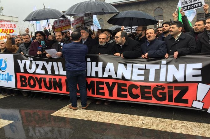 Diyarbakır'da siyonist şer planı telin edildi galerisi resim 5