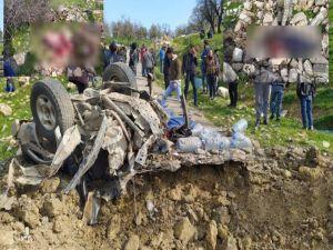 PKK'nın katlettiği köylülerden geriye ceset parçaları kaldı!