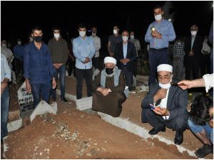 Vefat eden Molla Emin Varol dualarla defnedildi
