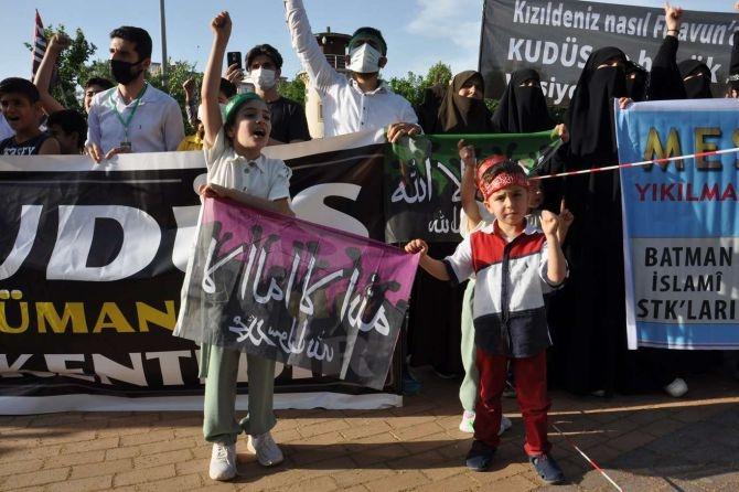 Batman'da Aksa intifadası galerisi resim 11
