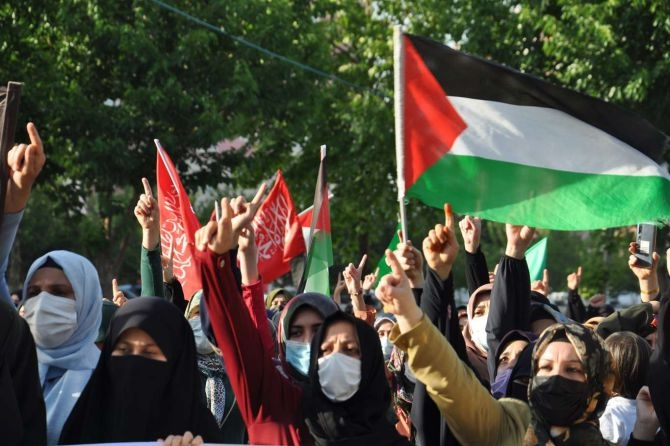 Batman'da Aksa intifadası galerisi resim 18
