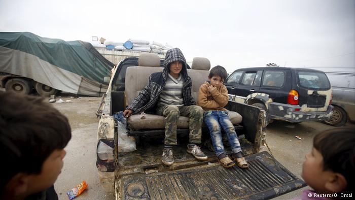 Türkiye - Suriye sınırında can pazarı galerisi resim 10