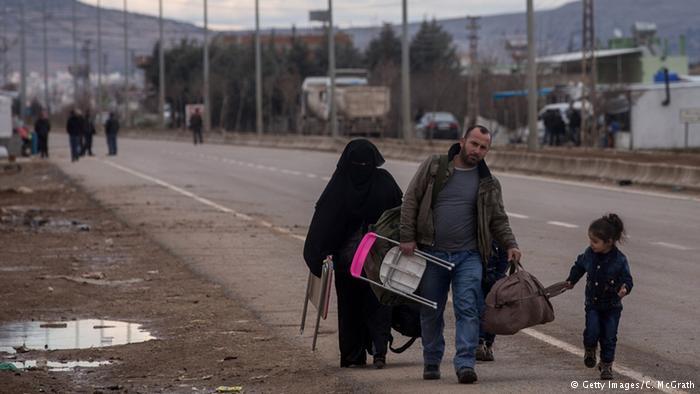 Türkiye - Suriye sınırında can pazarı galerisi resim 11