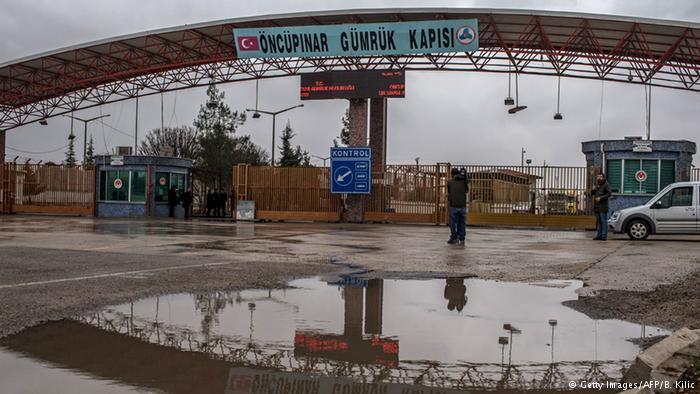 Türkiye - Suriye sınırında can pazarı galerisi resim 12