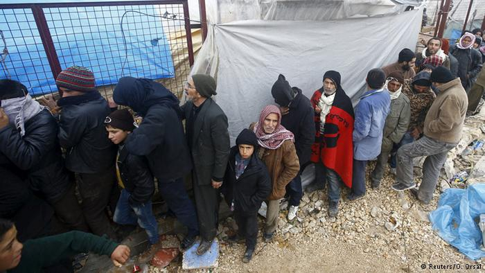 Türkiye - Suriye sınırında can pazarı galerisi resim 16