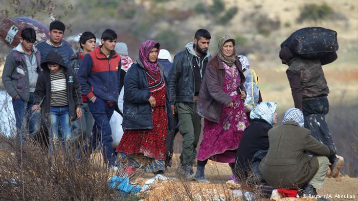 Türkiye - Suriye sınırında can pazarı galerisi resim 21