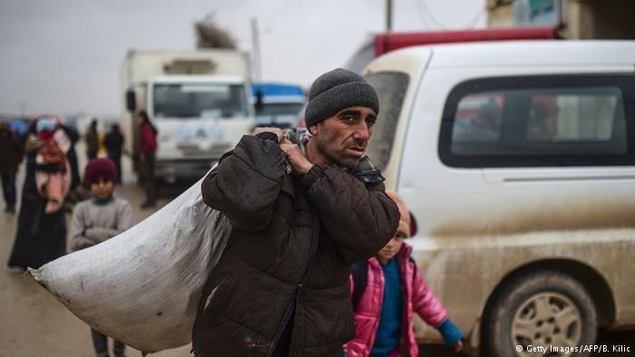Türkiye - Suriye sınırında can pazarı galerisi resim 3