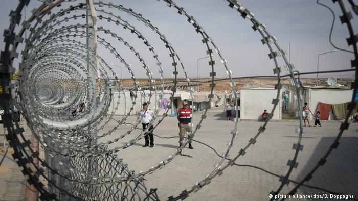 Türkiye - Suriye sınırında can pazarı galerisi resim 5