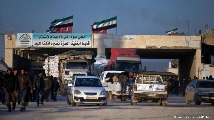 Türkiye - Suriye sınırında can pazarı galerisi resim 6