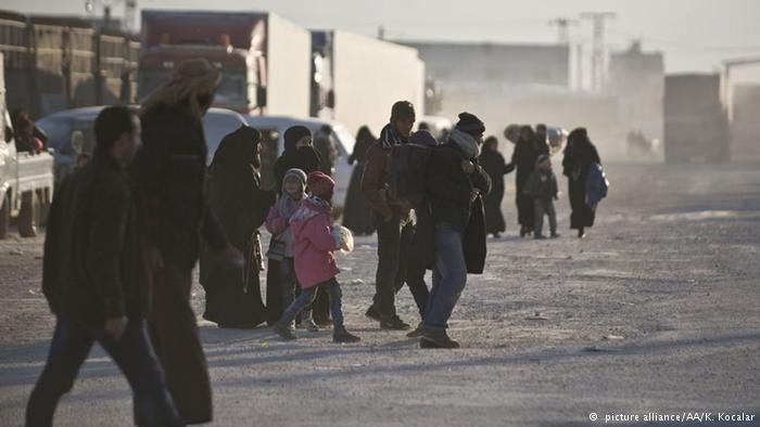 Türkiye - Suriye sınırında can pazarı galerisi resim 7