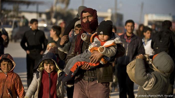 Türkiye - Suriye sınırında can pazarı galerisi resim 8