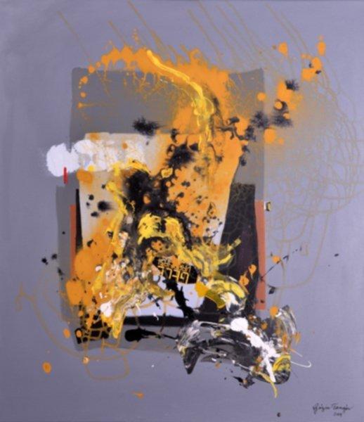 'Mutluluk Zehirlenmesi' Heykel ile resim sergisi galerisi resim 2