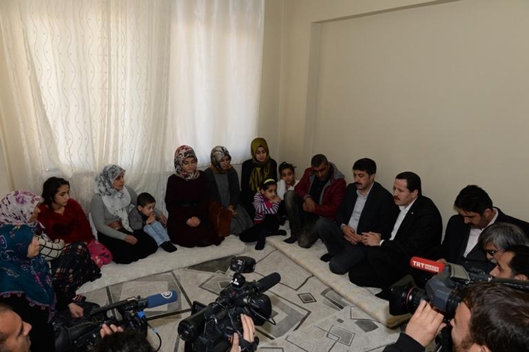 Sur halkına yardım eden İslami STK'lara destek galerisi resim 11