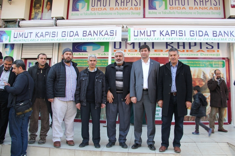 Sur halkına yardım eden İslami STK'lara destek galerisi resim 13
