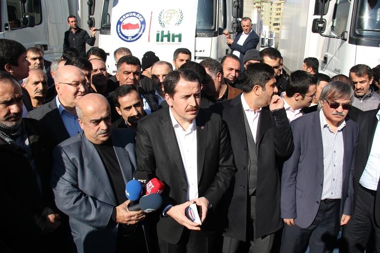 Sur halkına yardım eden İslami STK'lara destek galerisi resim 15