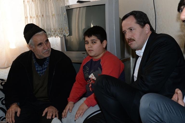Sur halkına yardım eden İslami STK'lara destek galerisi resim 6