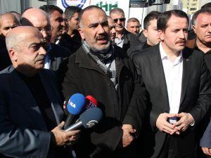 Sur halkına yardım eden İslami STK'lara destek