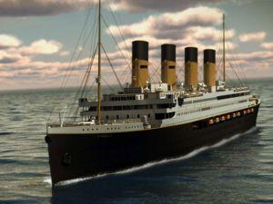 Titanic Geri Dönüyor