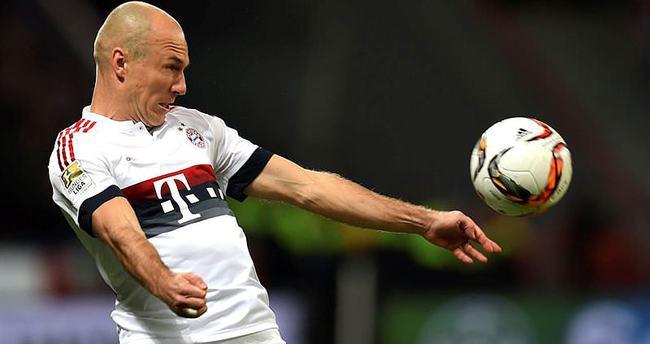 Fenerbahçeliler Müjde! Robben geliyor galerisi resim 4