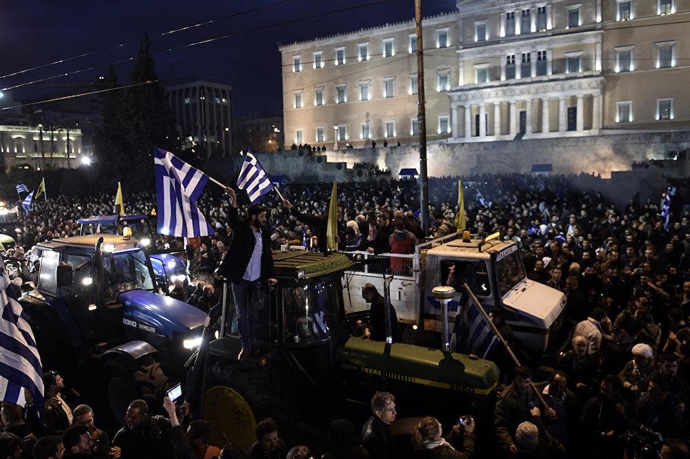 Yunanistan sosyal güvenlik yasasında değişikliğe gidecek galerisi resim 10
