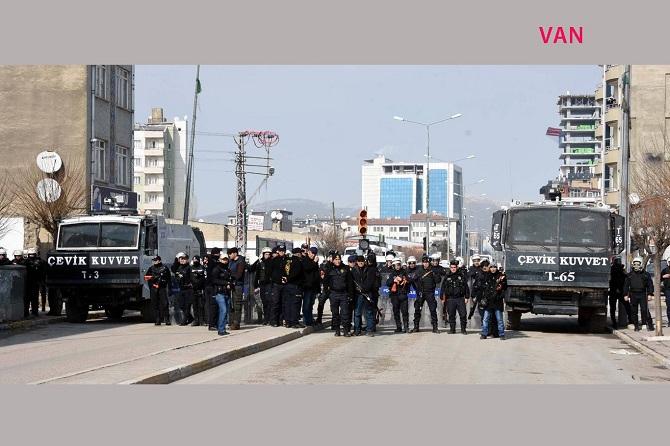 Güneydoğu'da 15 Şubat gerginliği! galerisi resim 2