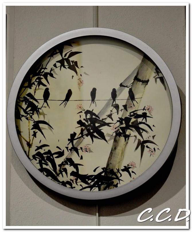 """Ressam Günsu sanatseverleri """"Düş Bahçesi""""'n de buluşturdu galerisi resim 1"""
