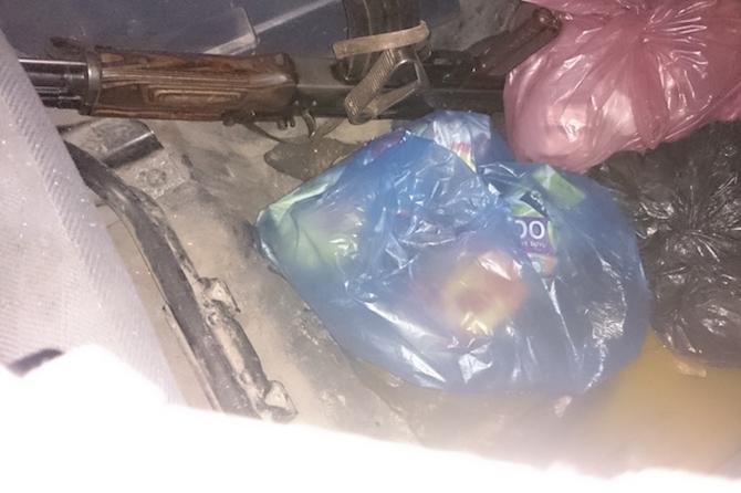 Diyarbakır'da 500 kilo patlayıcı terkedilmiş araçta ele geçirildi galerisi resim 1