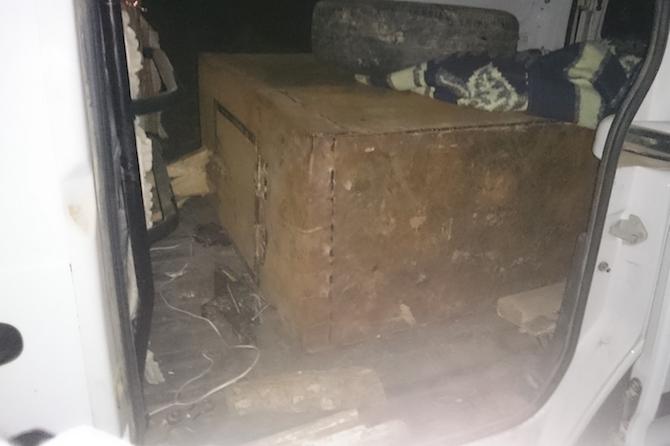 Diyarbakır'da 500 kilo patlayıcı terkedilmiş araçta ele geçirildi galerisi resim 2