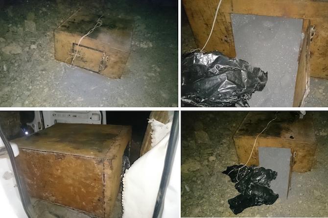 Diyarbakır'da 500 kilo patlayıcı terkedilmiş araçta ele geçirildi galerisi resim 7