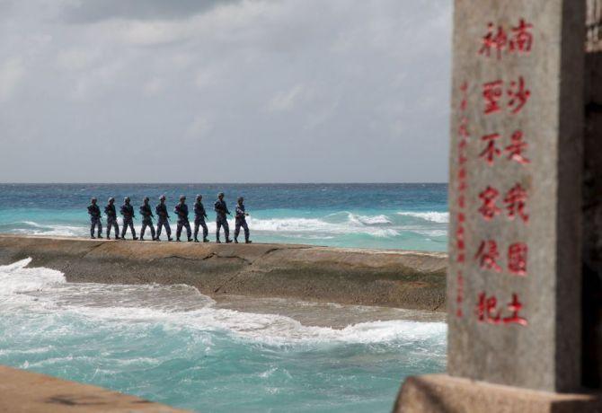 Dünyanın en büyük ikinci ordusu Çin Halk Kurtuluş Ordusu galerisi resim 3
