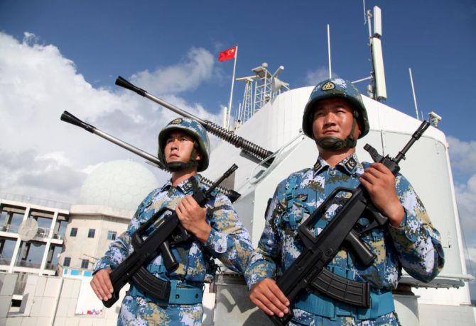 Dünyanın en büyük ikinci ordusu Çin Halk Kurtuluş Ordusu galerisi resim 4