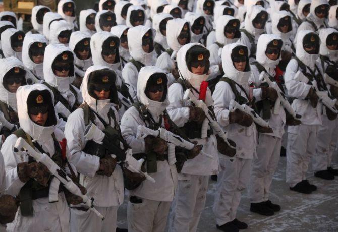 Dünyanın en büyük ikinci ordusu Çin Halk Kurtuluş Ordusu galerisi resim 7