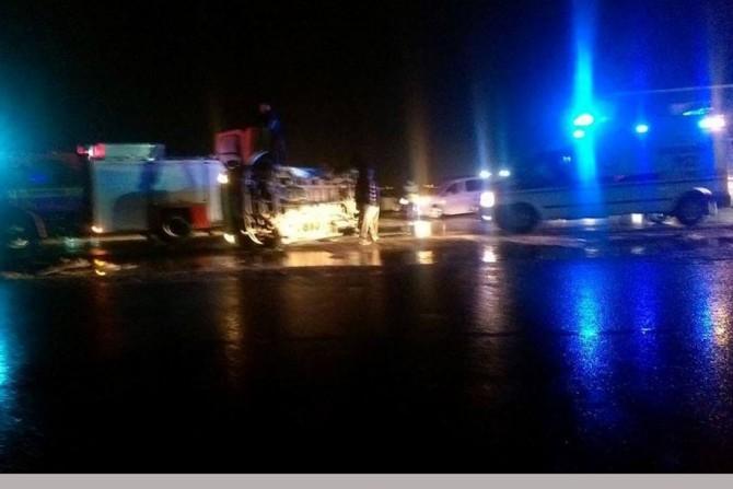 İpek yolunda kaza: 11 yaralı galerisi resim 3
