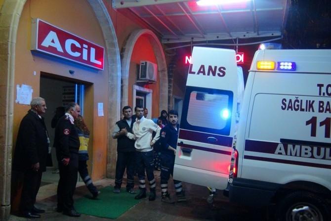 İpek yolunda kaza: 11 yaralı galerisi resim 5